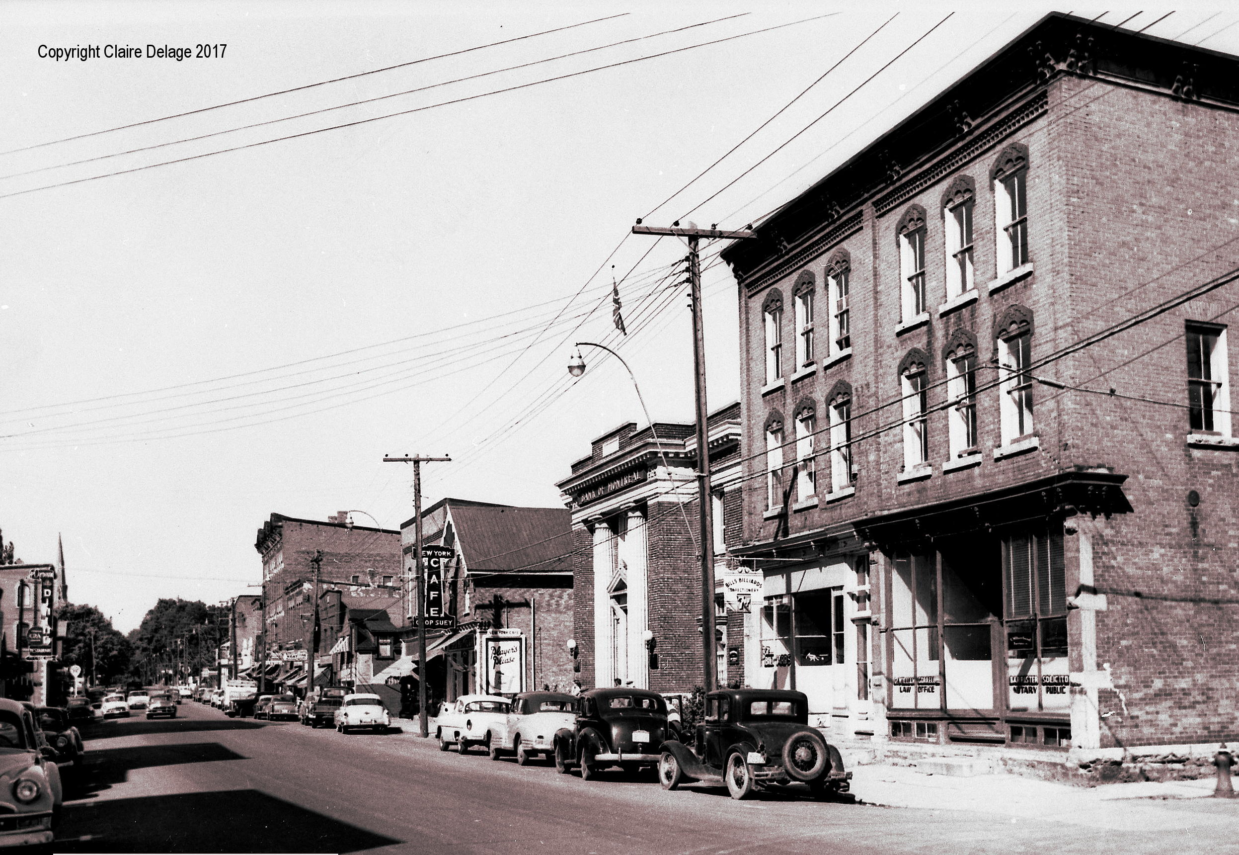 stlawrencepiks.com - Vitutual Tour of Historic Morrisburg